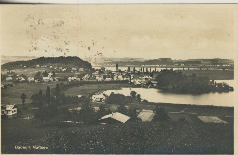 Bild zu Mattsee v. 1931  ...