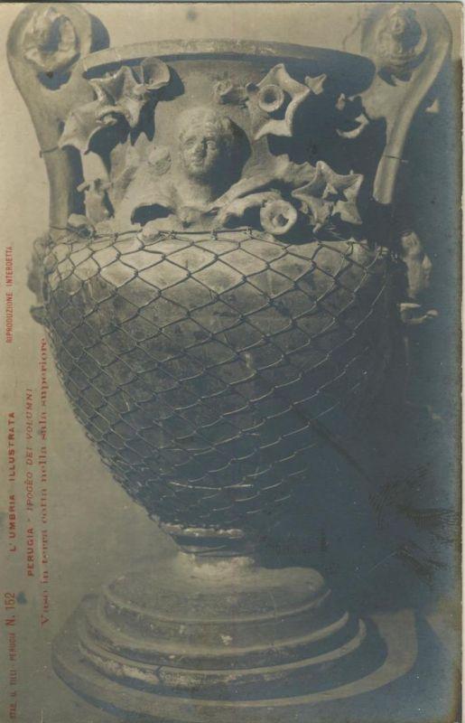 Perugia v. 1920  Ipogeo del Volumni  (53963)