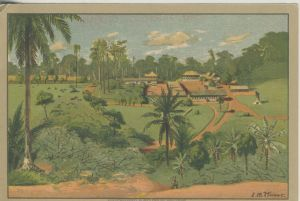 Kamerun v. 1936 Iaunde-Station - siehe Foto !! (53981-128)