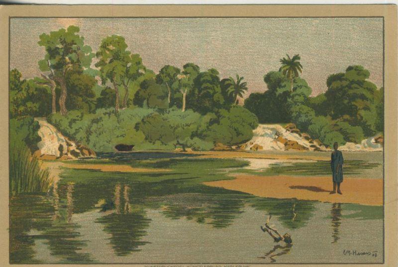 Kamerun v. 1936 Nachtigalschellen des Sanaga - siehe Foto !! (53981-129)