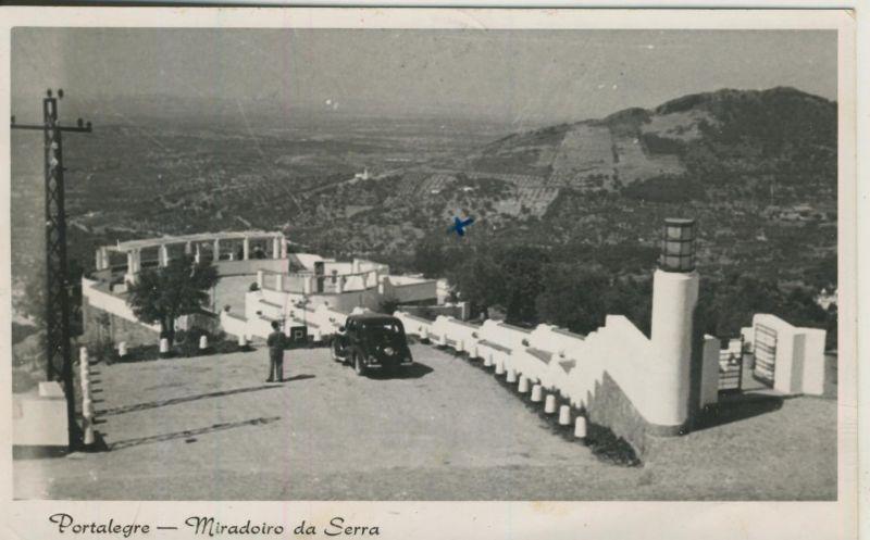 Portalegre v. 1956  Miradoiro da Serra  (53999-3)