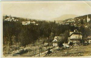 Schierke.v.1928 Teil-Dorf-Ansicht (18569)
