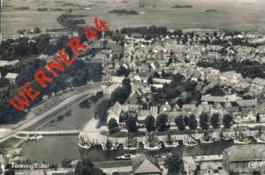 Töming v. 1960  Teil-Dorf-Ansicht  (12399-20)