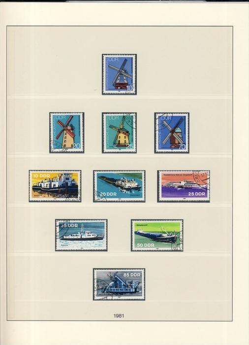 Binnenschiffe,Windmühlen, v. 1981  --  siehe Foto !!   (125)