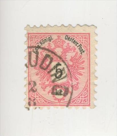 Kais. Königl.- Österr. Post v. ca. 1900   kt  (227)