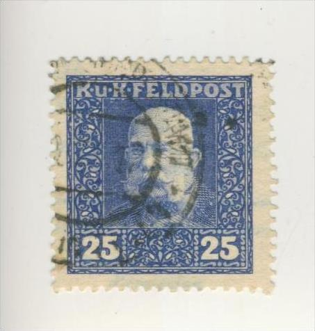 Österreich v. 1900   K.u.K.  Feldpost  25 Heller    (239)