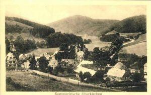 Oberkirchen von 1918  Teil-Dorf-Ansicht ( 35984 )