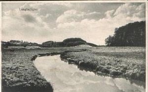 Langballigau v.1928 Der Fluß (16425)
