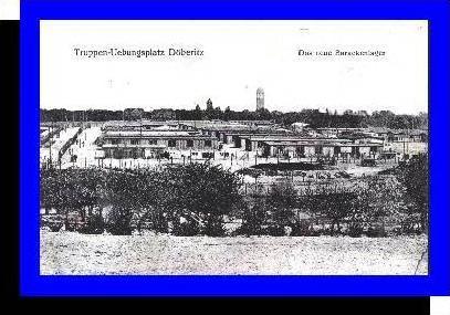 Döberitz v.1916 Barackenlager (1360)