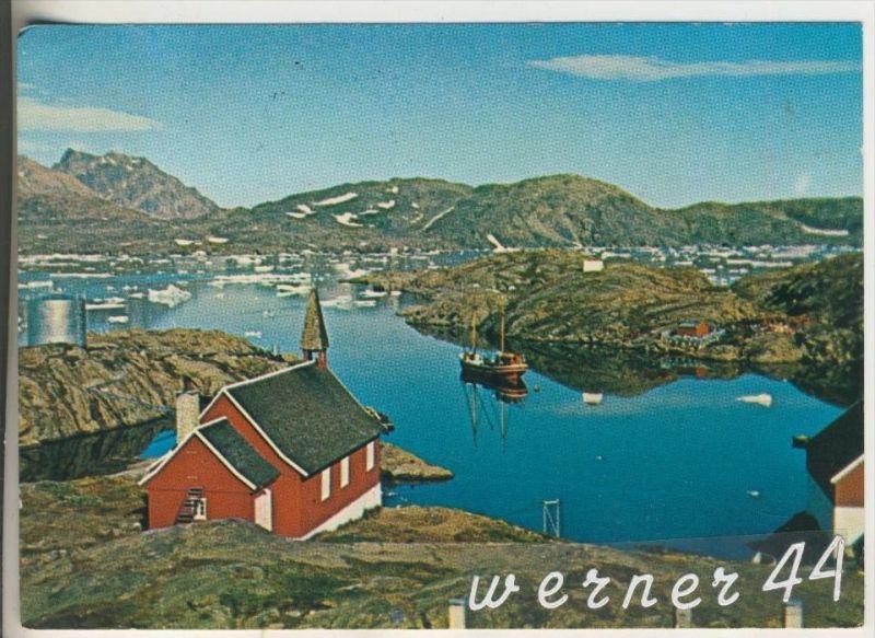 Frederikshab / Grönland v.1970  Barford  (10399-011)