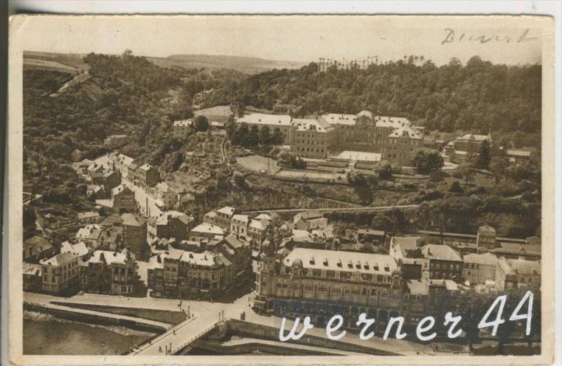 Dinant v.1936  Vue prise de la Citadelle -- Teil Stadt Ansicht  (11043)