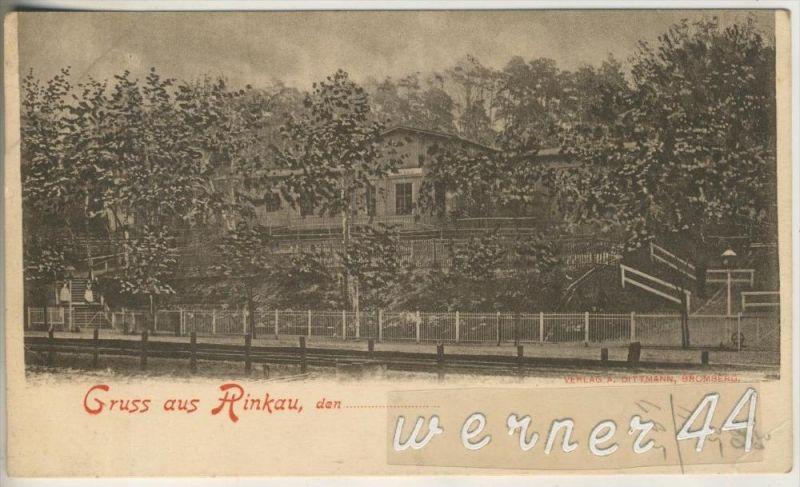 Gruss aus Rinkau von 1900 Gasthof (21844)