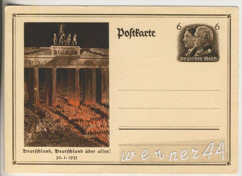Berlin v. 1933  Deutschland,Deutschland über alles !  (46408) 0