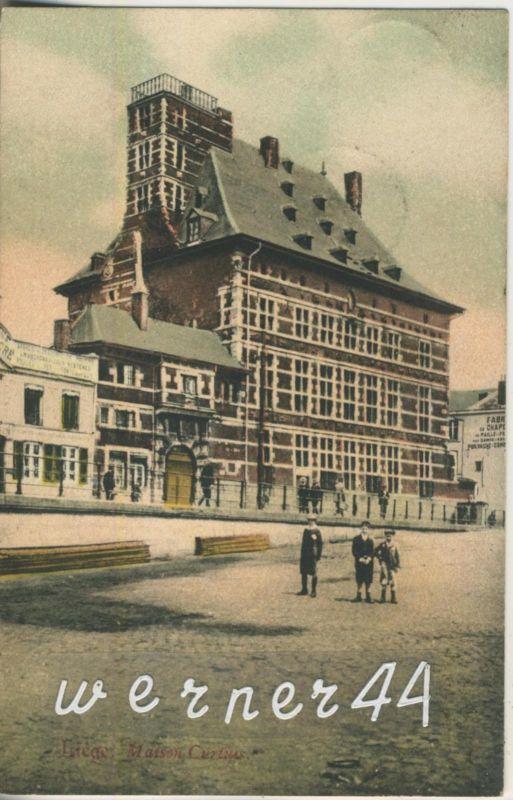 Liege v. 1906  Maison Curtius  (47024)