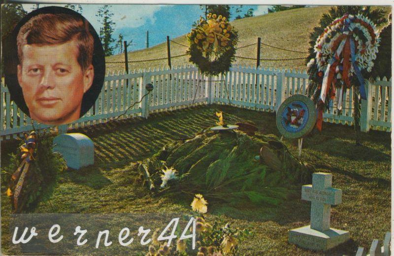 USA v. 1965  Grabstätte von John F. Kennedy  (47031)