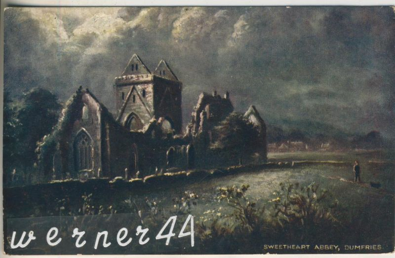 Dumfries v. 1905  Sweetheart Abbey  (47107)