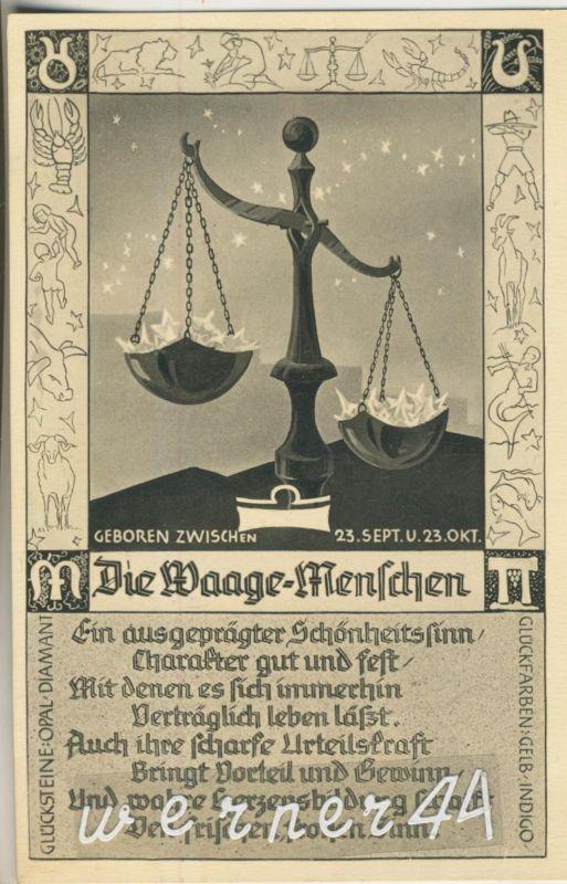 Die Waage-Menschen v. 1934  (47403)
