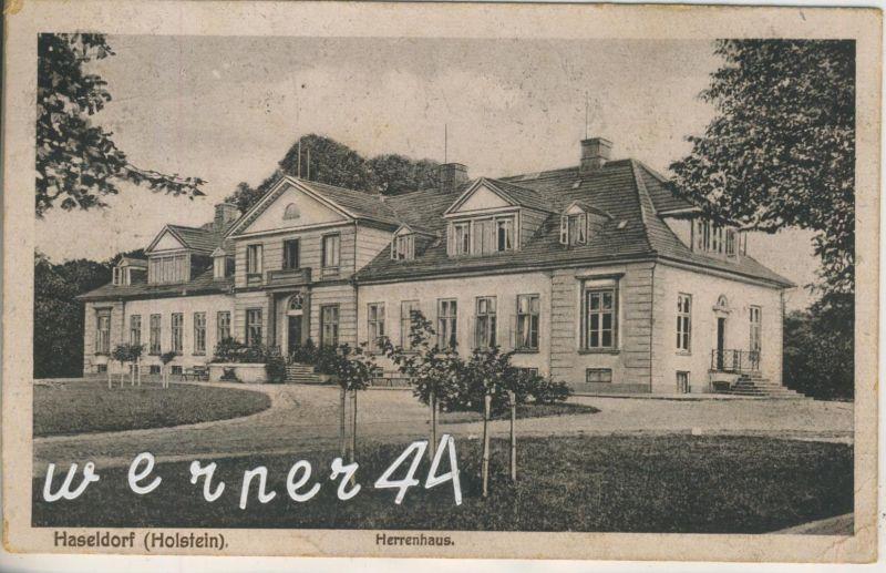 Haseldorf Schloss
