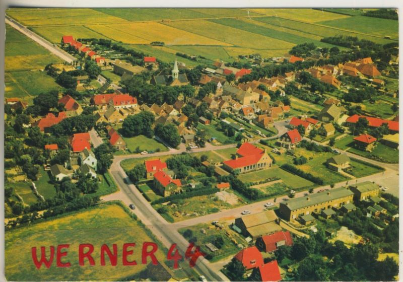 Terschelling v. 1983  Das Dorf (48555)