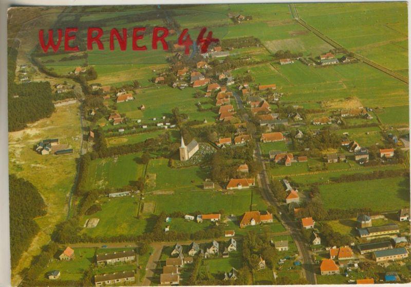 Terschelling v. 1984  Das Dorf (48556)