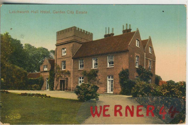 Letchworth v. 1916  Hall Hotel  (48558)