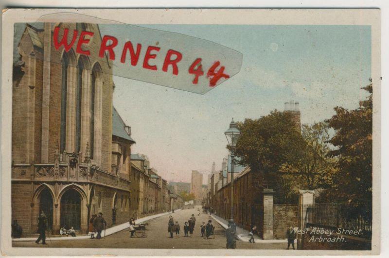 Arbroath v. 1912  West Abbey Street  (48566)