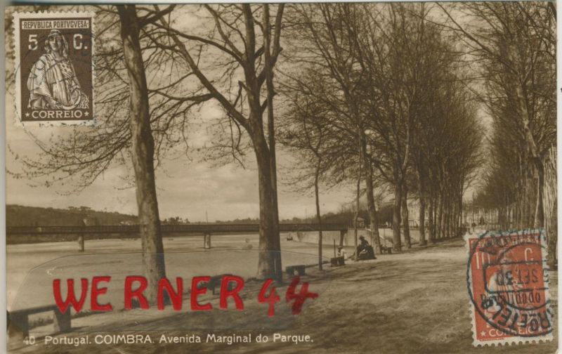 Coimbra v. 1901  Avenida Marginal do Parque  (48580)