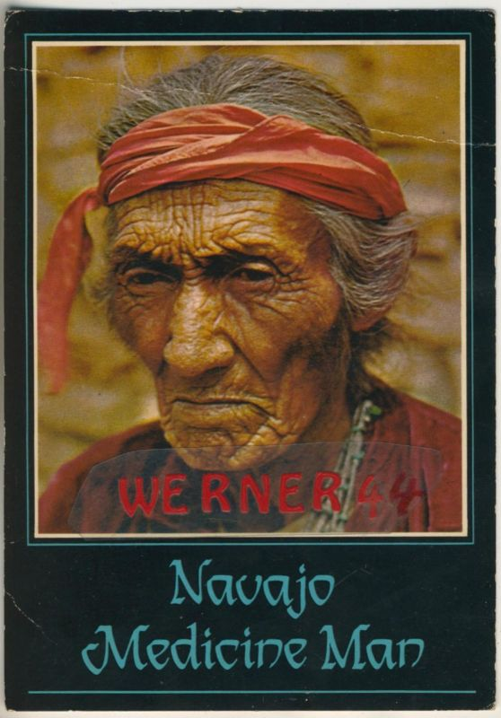 Santa Fe v. 1987  Navajo Medicine Man  (48587)