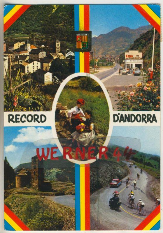 D`Andorra v. 1972 5 Ansichten  (48588)