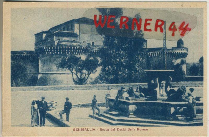 Senigallia v. 1926  Rocca dei Duchi Della Rovere  (48973)