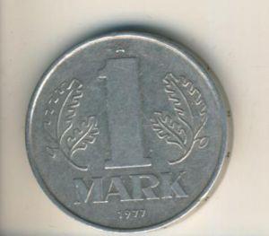 DDR v. 1977  1 Mark  (49162)