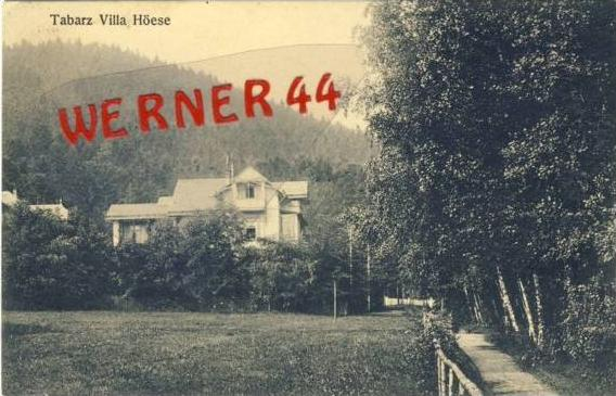 Tabarz von 1928 Villa Höese (21785)