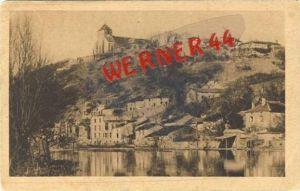 Dorfansicht v. 1917 siehe Foto !!  (35416)