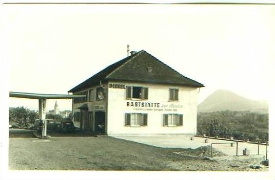 Moorenweis v.1939 Gaststätte & Tankstelle .(22134)