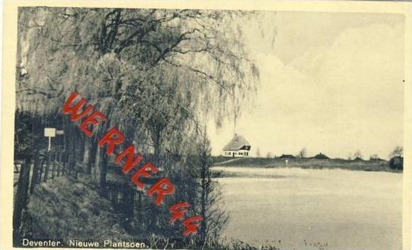 Deventer v. 1939  Nieuwe Plantsoen  (33404-1)