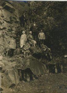 Sterkrade v. 1930  Teil-Gruppe des S.G.V. Ortsgruppe Sterkrade in den Bergen  (54229)