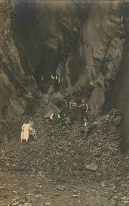 Sterkrade v. 1930  Gruppe des S.G.V. Ortsgruppe Sterkrade in den Bergen  (54231)