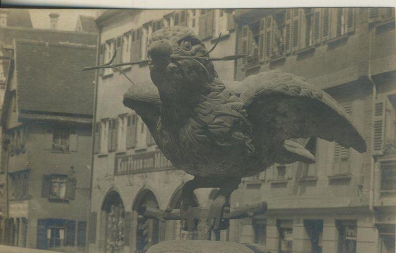 Freiburg v. 1934  Kaufhaus zum Münster mit
