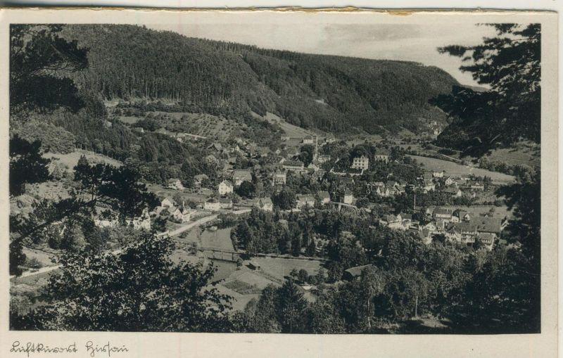 Hirsau v. 1965  Dorfansicht  (5399-25)
