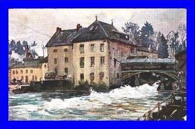 Mühle v.1917 An der Maas (1924)