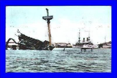 Schiff v.1910 siehe Foto (2063)