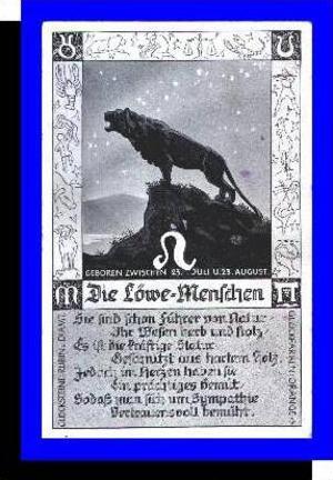 Die Löwe Menschen v. 1934  (1915)