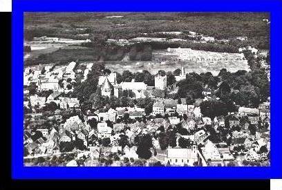Bad Bentheim v.1955 Teil-Stadt (2334a)