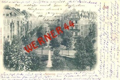 Köln v.1900 Salierring (2704)