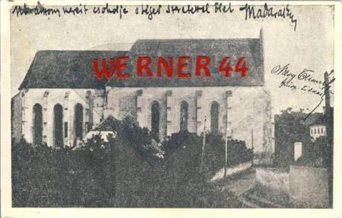 Klausenburg v.1925 Centralkirche (2709)