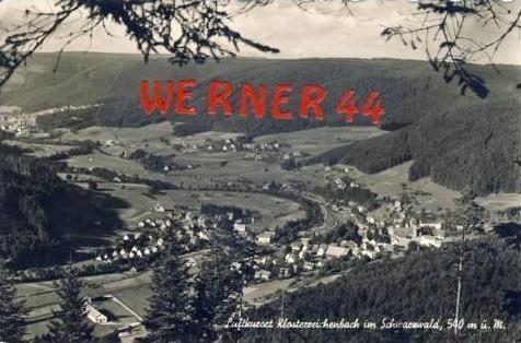 Klosterreichenbach v.1954 Dorfansicht (2725)