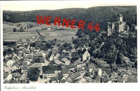 Kipfenberg v.1959 Dorfansicht (2726)