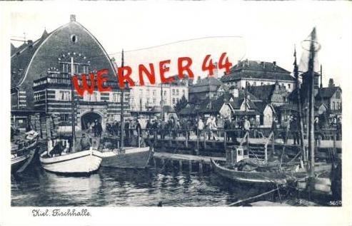 Kiel v.1939 Fischhalle (2732)