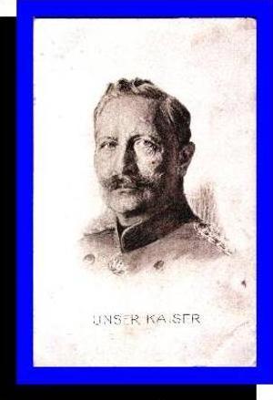 Kaiser Wilhelm II .v.1917 (3389)