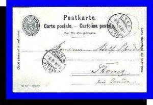 PK,- Chur v.1894 siehe Foto (3570)